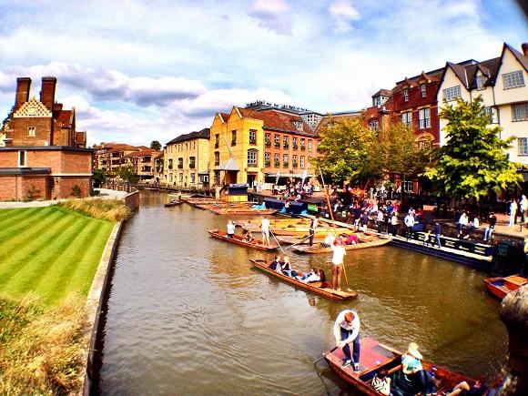 El Punt de Cambridge.