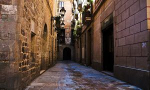 Ramblas and the Gothic Quarter: Walking Tour