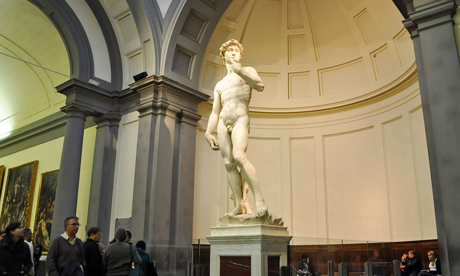 Accademia Gallery: Skip the Line Tickets and Guided Visit