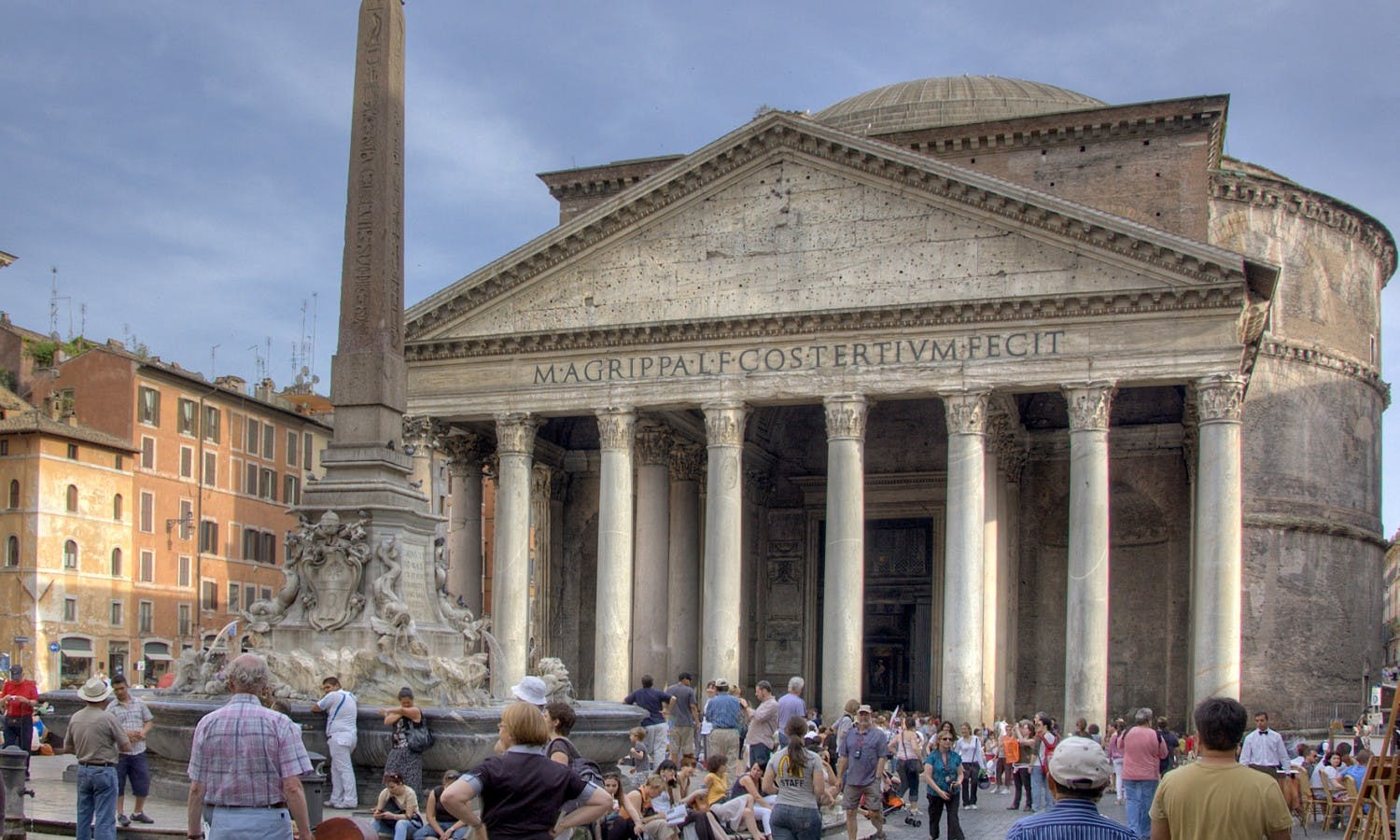 Ancient Rome tour with Colosseum, Pantheon and Piazza Navona