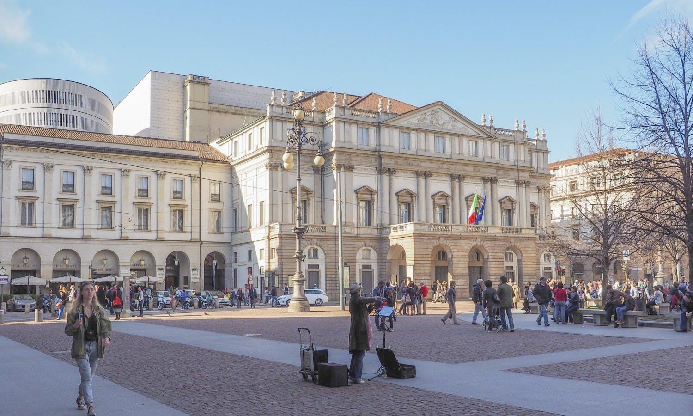 Última cena de da Vinci y el teatro La Scala: saltar la línea entradas + Grand Tour de Milán