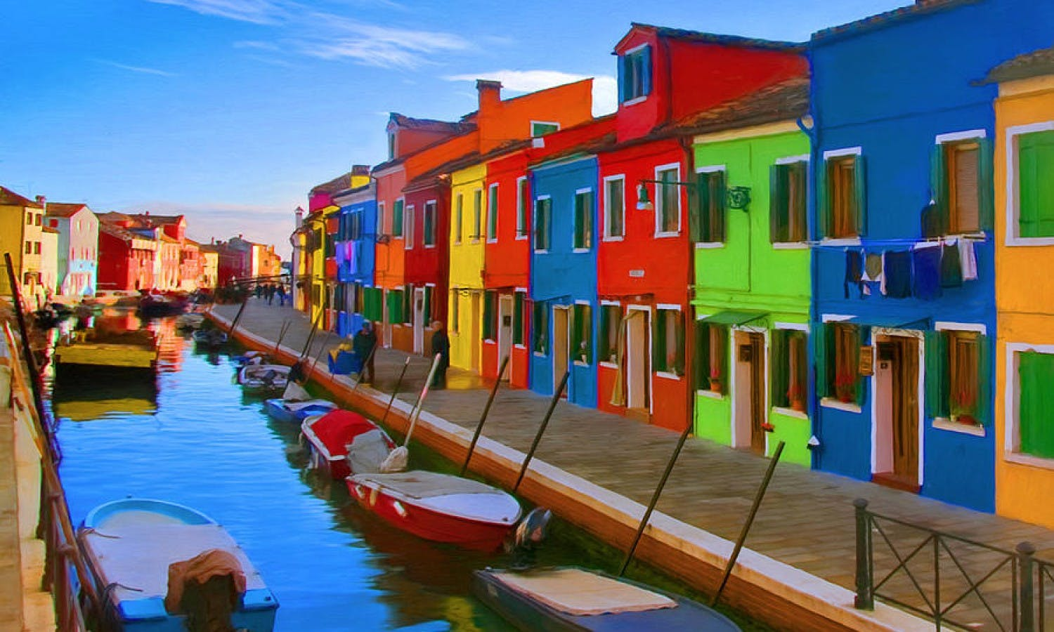 Excursion to the Islands of Murano, Burano and Torcello