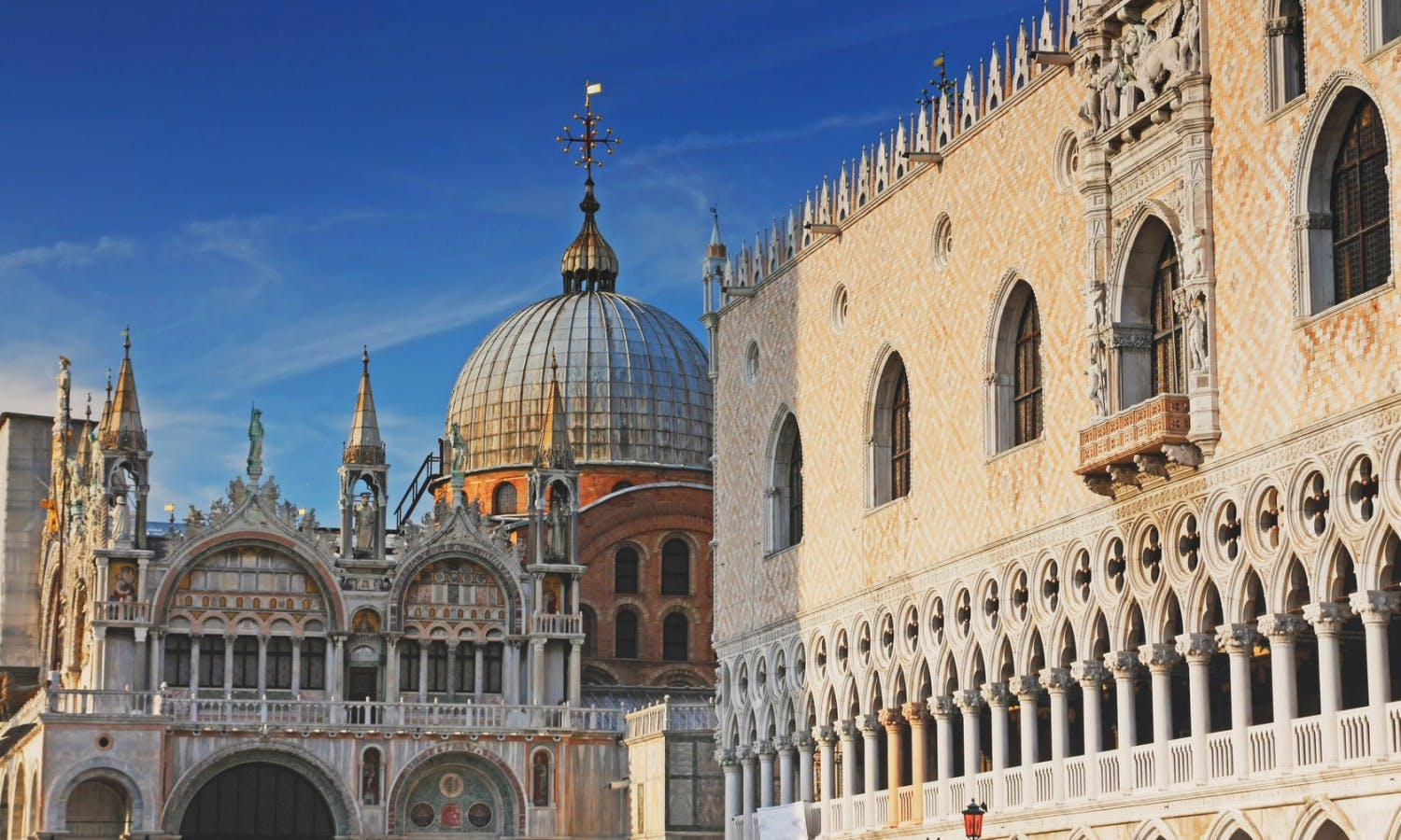 Historic Walking Tour of Venice