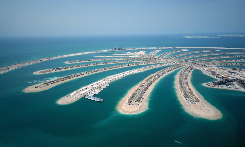 Mar de Jumeirah Dubai
