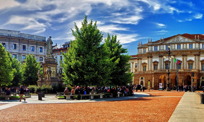 La Scala Opera House Tour y el Museo