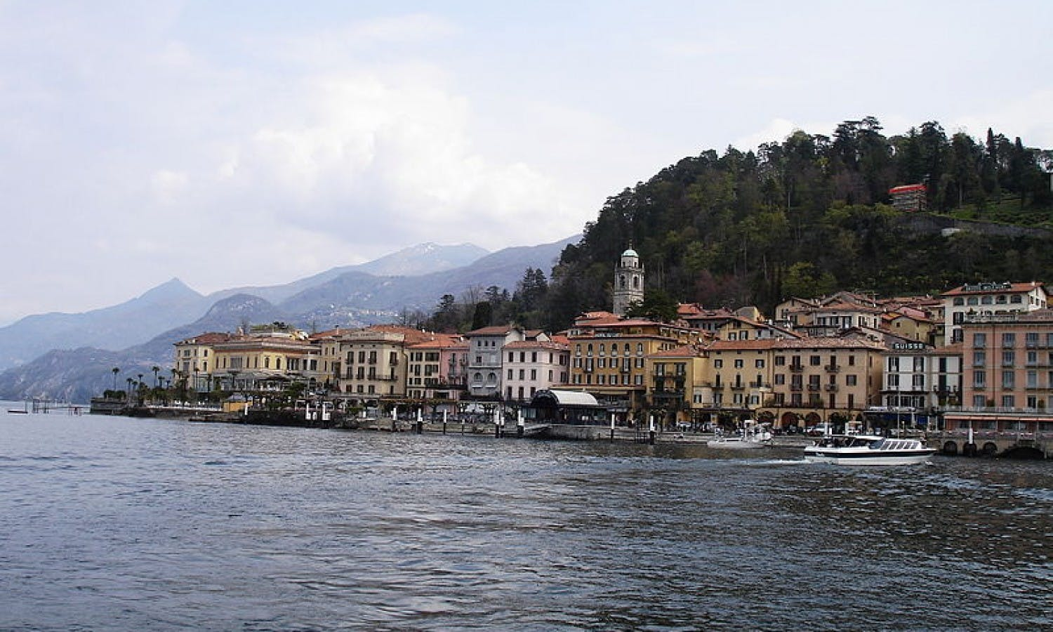 Lago de Como y Bellagio