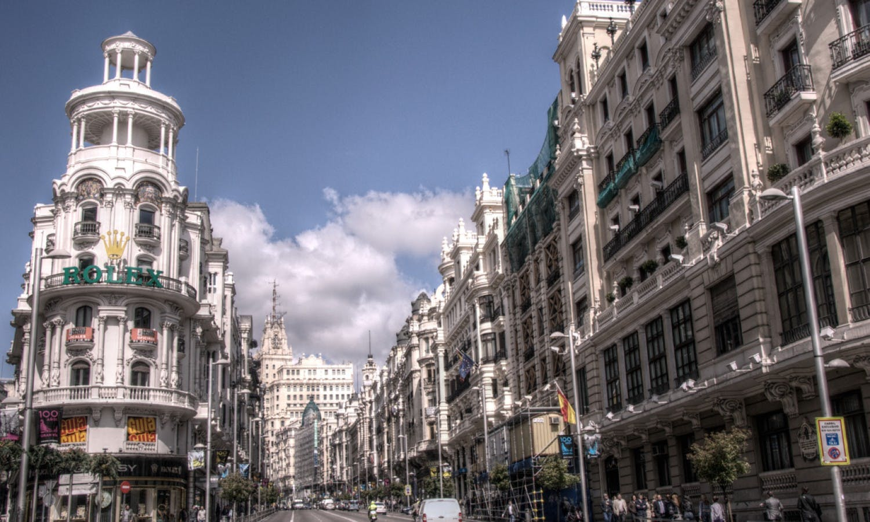 Tour de medio día de Madrid
