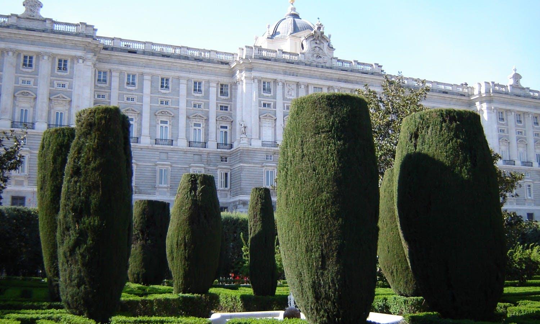 Iluminaciones de Madrid + entrada y visita guiada al Palacio Real