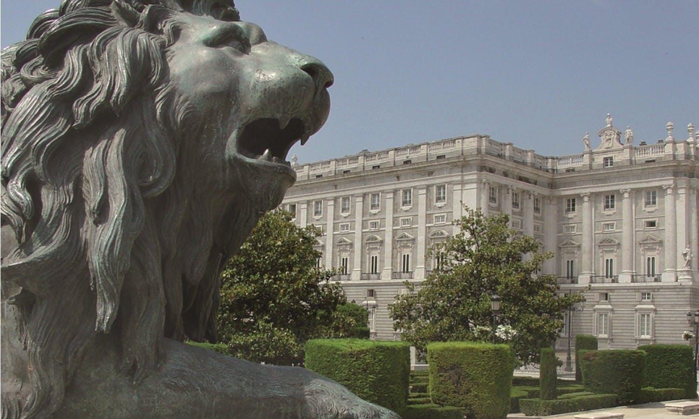 Tour de panorámica de la ciudad de Madrid con entradas para el Museo de cera