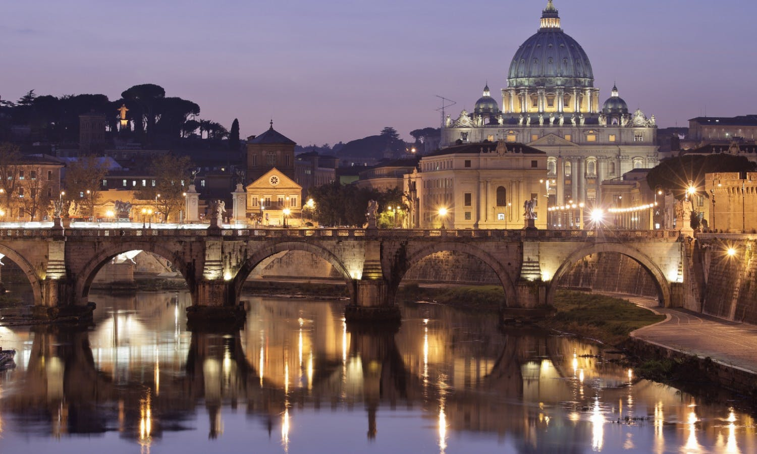 Rome In A Day with High-Speed Train