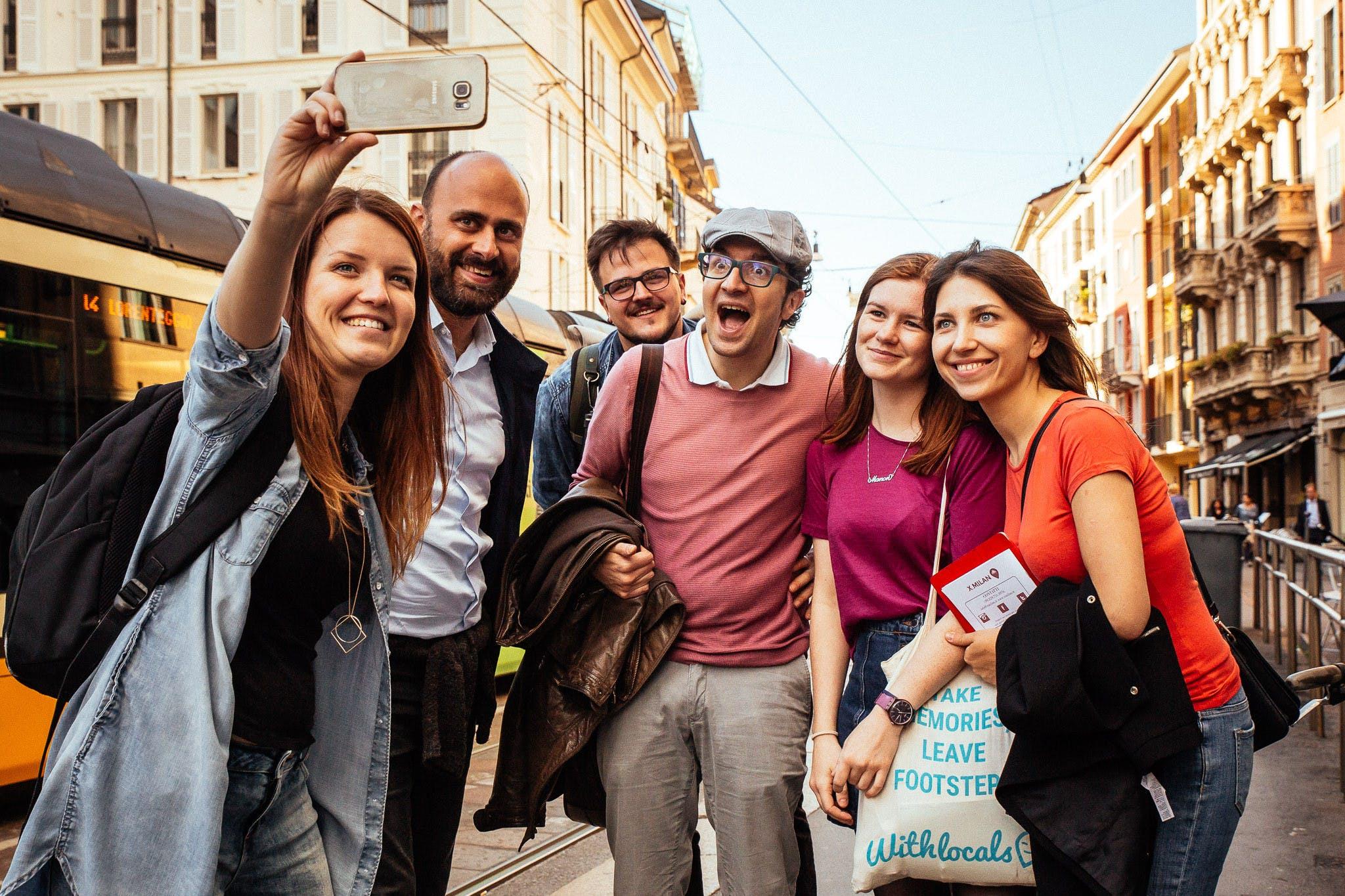 90 minutos Tour Kickstart-2 de Milán