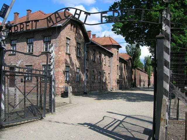 Museo de Auschwitz Birkenau 1 jpeg