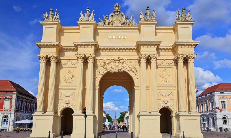 Visita guiada a Potsdam, palacios y jardines-1