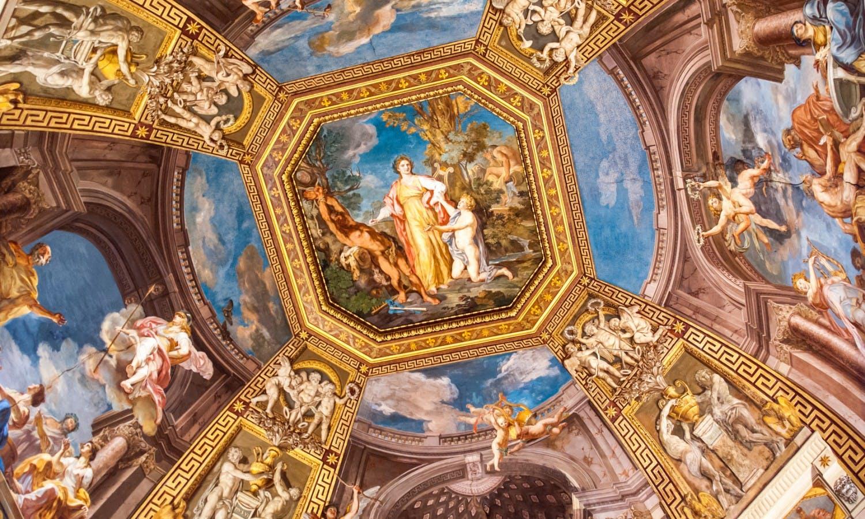 Fresco en una sala en el Vaticano Musuems@fotografiecor_Fotolia_55708420_M.jpg