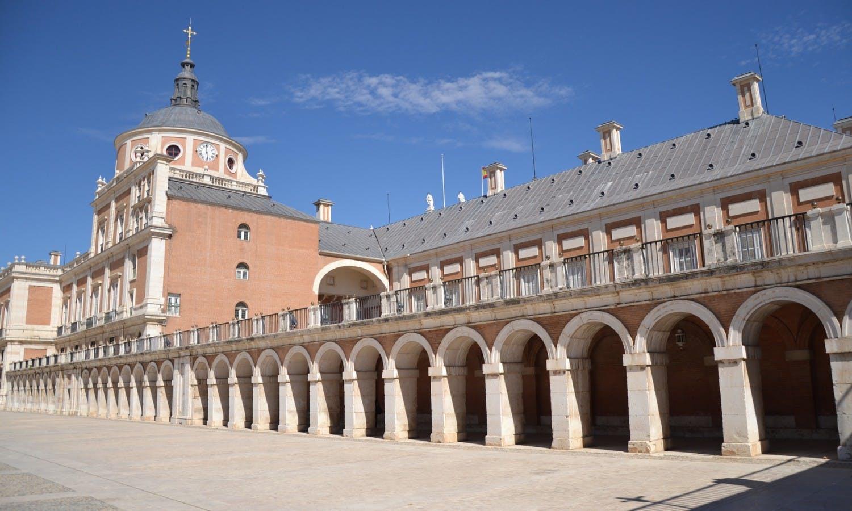 Real sitio de Aranjuez guiada de Madrid-3