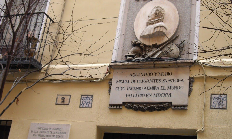 Casa de Cervantes en Madrid.JPG