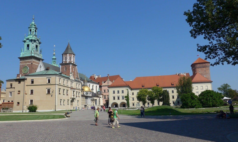 Salto de tour de la ciudad de Krakow en bajar 3 jpg
