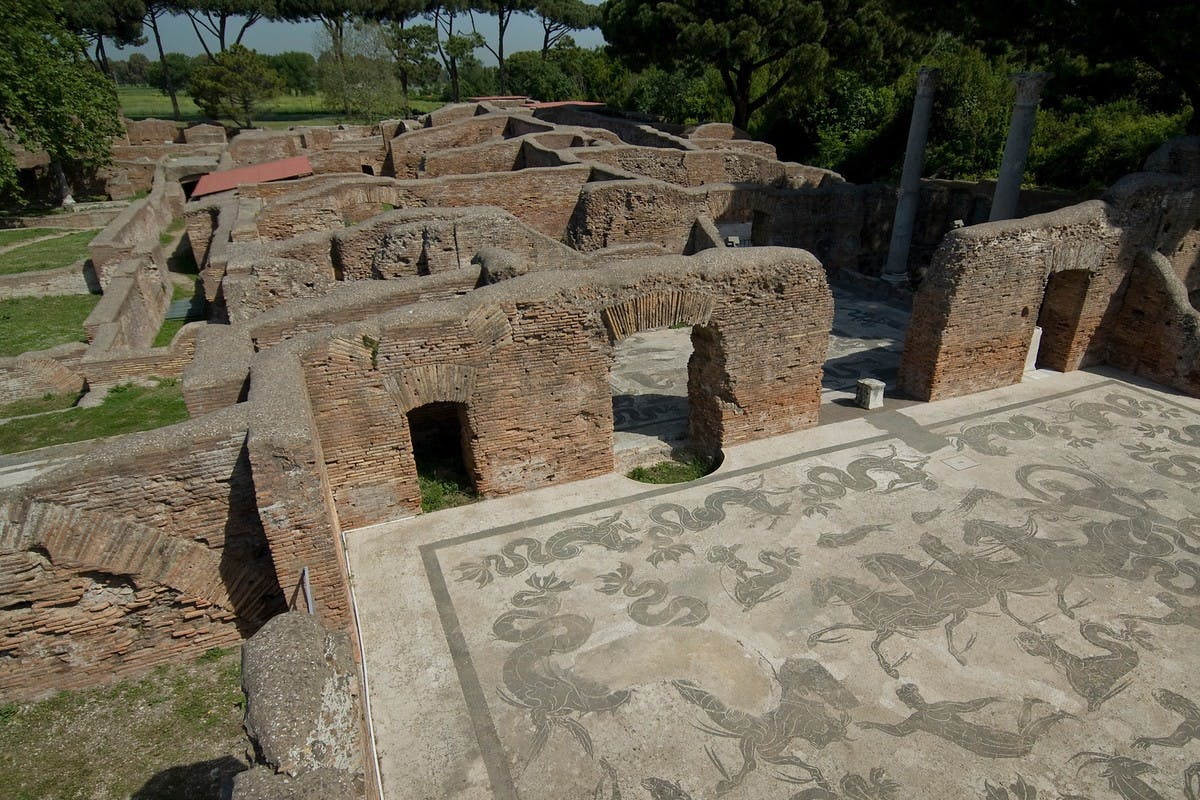 Ancient Ostia guided tour-0