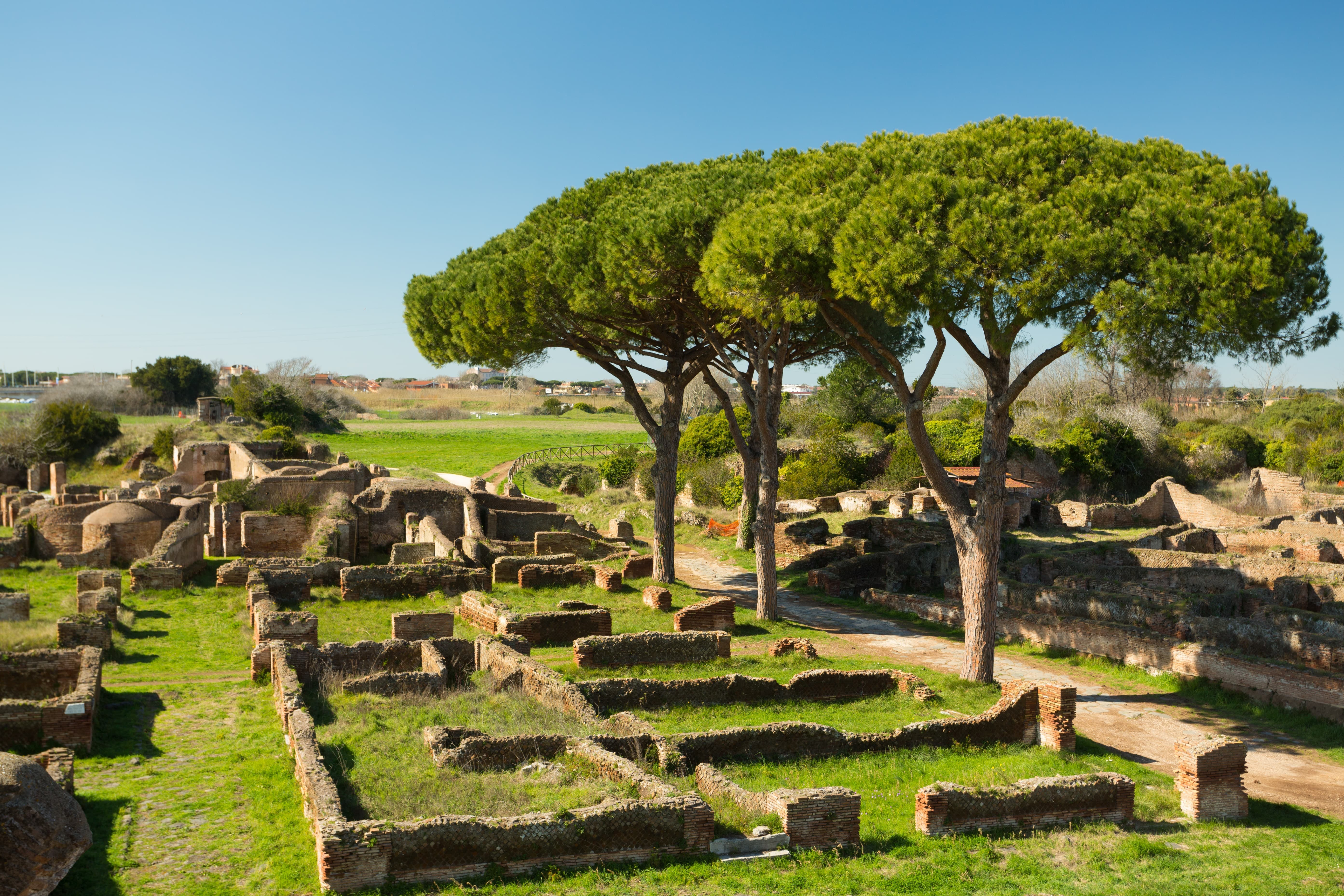 Ancient Ostia guided tour-4