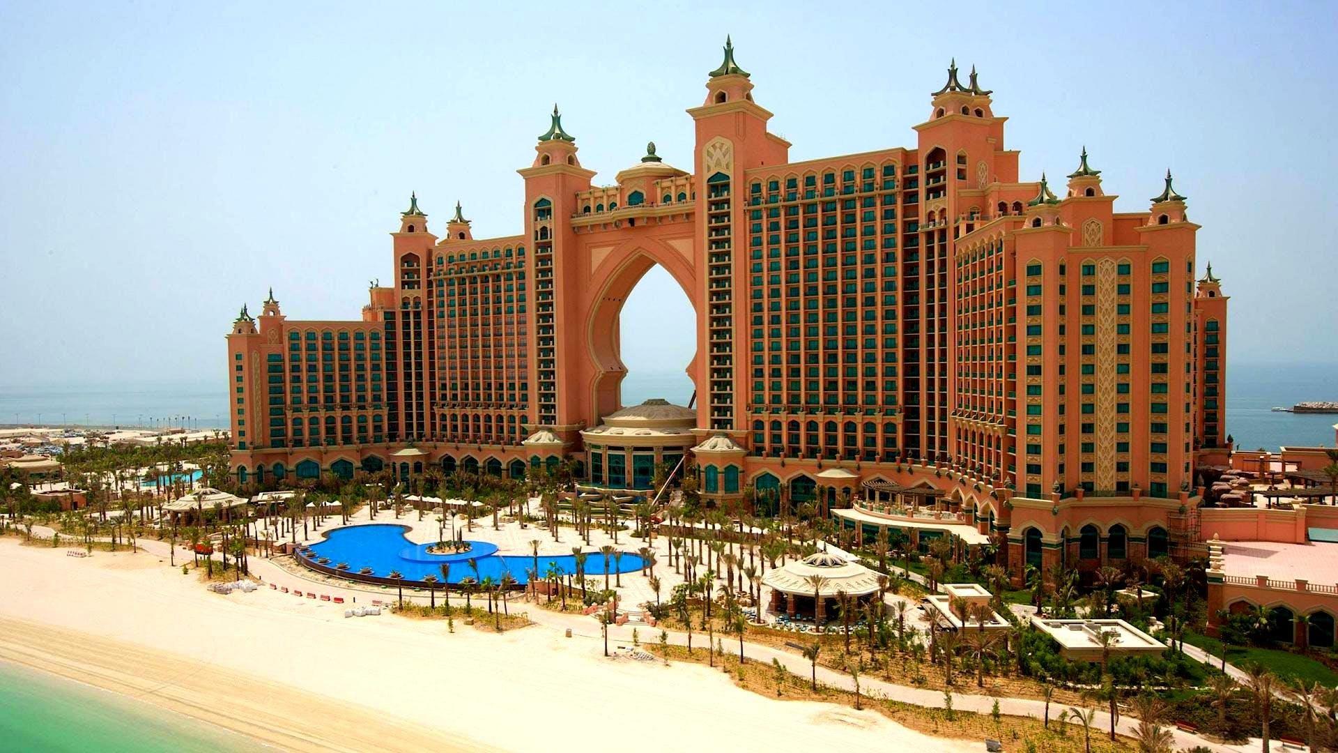 Dubai city tour con Aquaventure water park y perdió cámaras acuario-3