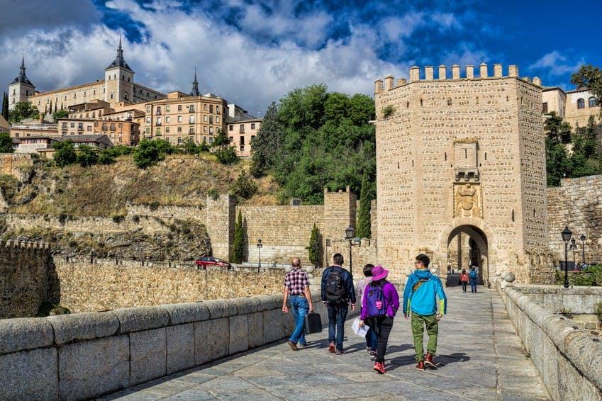 Toledo Guía tour de medio día y madrid segway tour-1