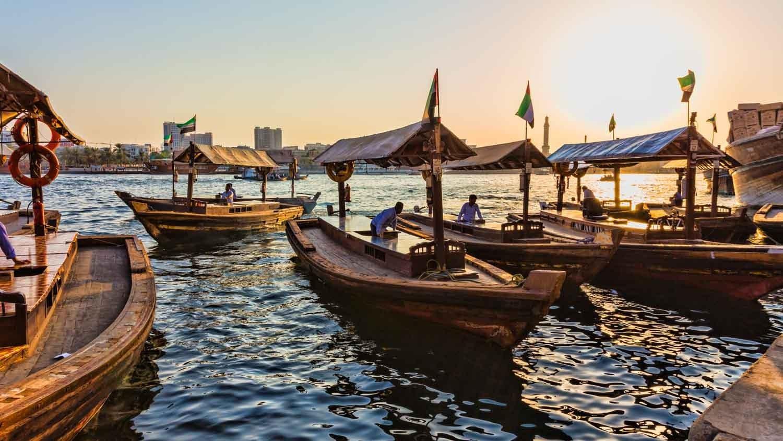 Clásico Dubai City Tour-3