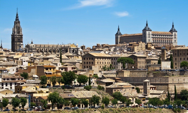 Tour de medio día de Toledo
