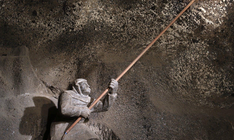 Tour de minas de sal de Wieliczka