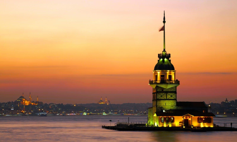 Crucero de Estambul y el Bósforo en barco privado - medio dia de mañana