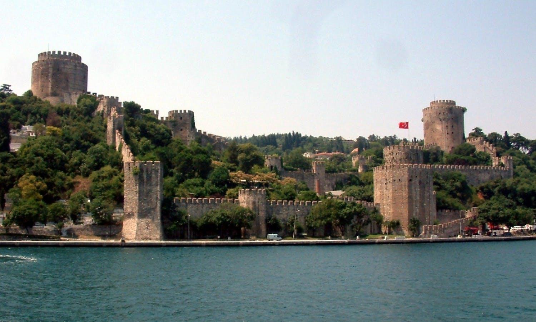 Crucero por el Bosphorus Istanbul y dos continentes con el Palacio de Dolmabahçe - Tour de día completo
