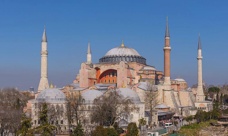 Reliquias de Byzantine y otomano de Istanbul - Tour de día