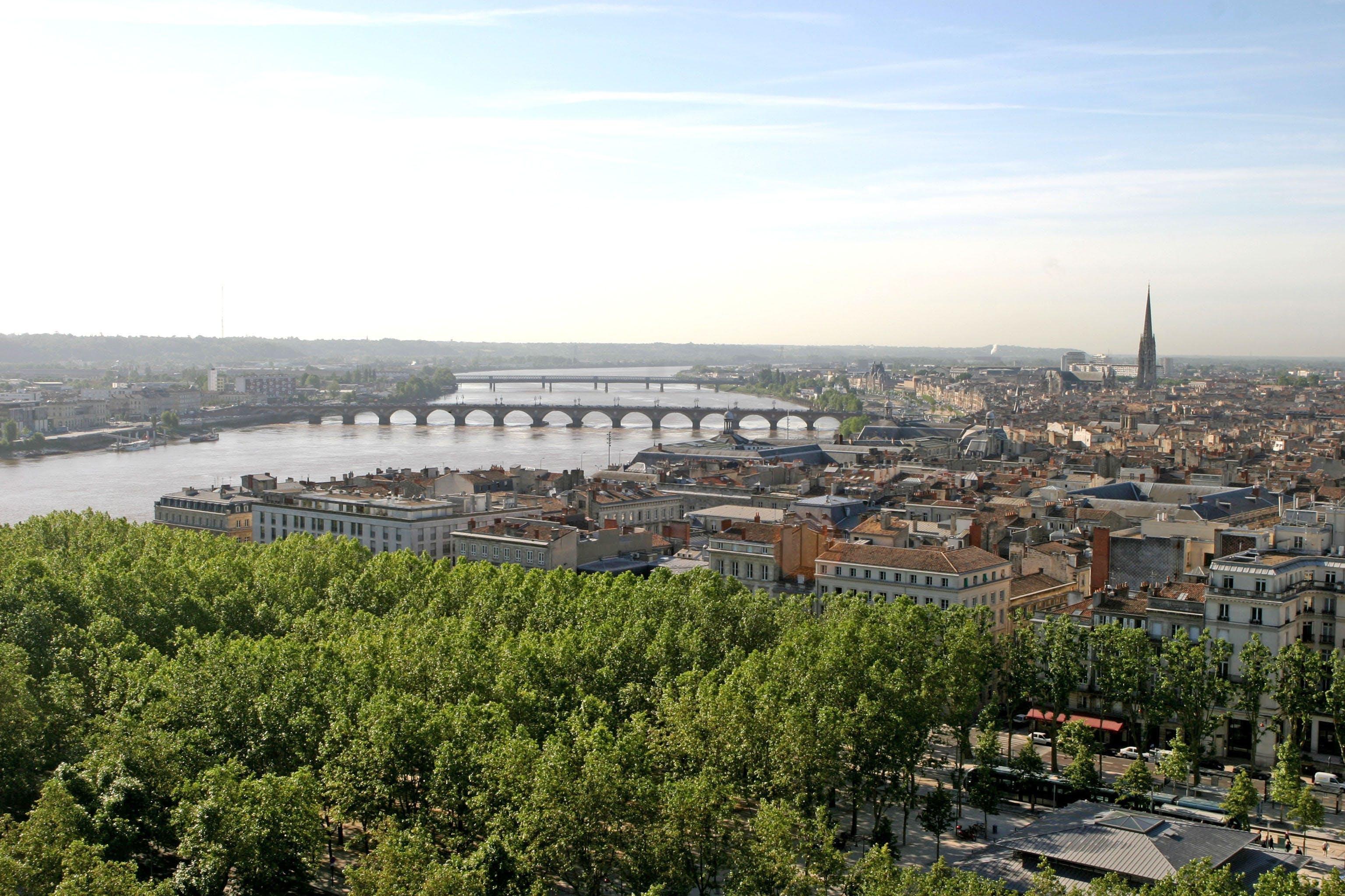 Tour por la ciudad extensa guía Bordeaux en un vehículo eléctrico-6