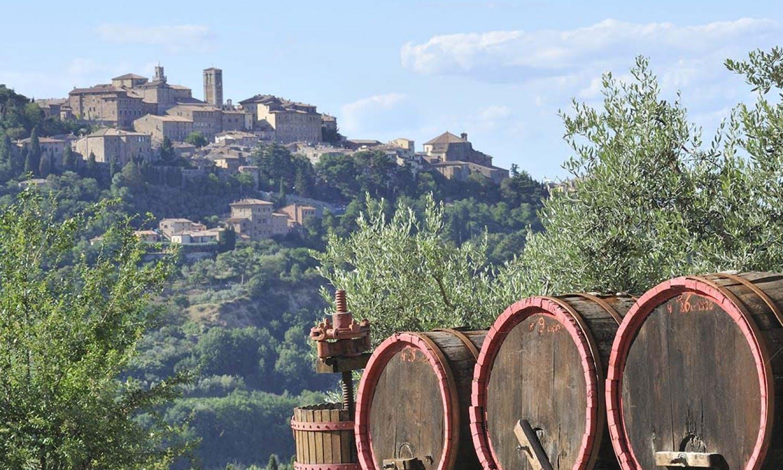 Montalcino, Pienza y Montepulciano gastronómicas Grand Tour desde Siena-4