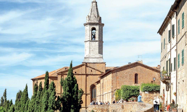 Montalcino, Pienza y Montepulciano gastronómicas Grand Tour desde Siena-5