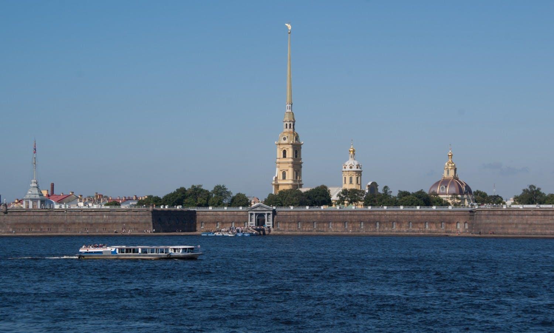 Encargo privado San Petersburgo guiado día caminando Tour-3