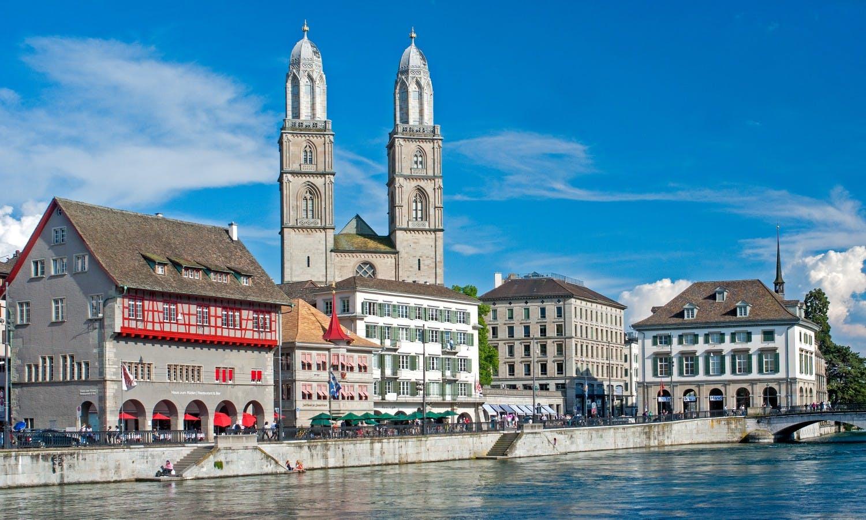Zürich y entorno ciudad Tour-1
