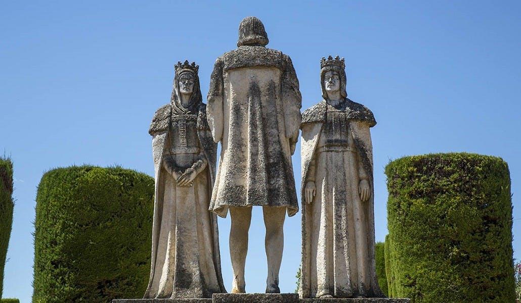Alcázares de reyes cristianos de Córdoba 3 jpg