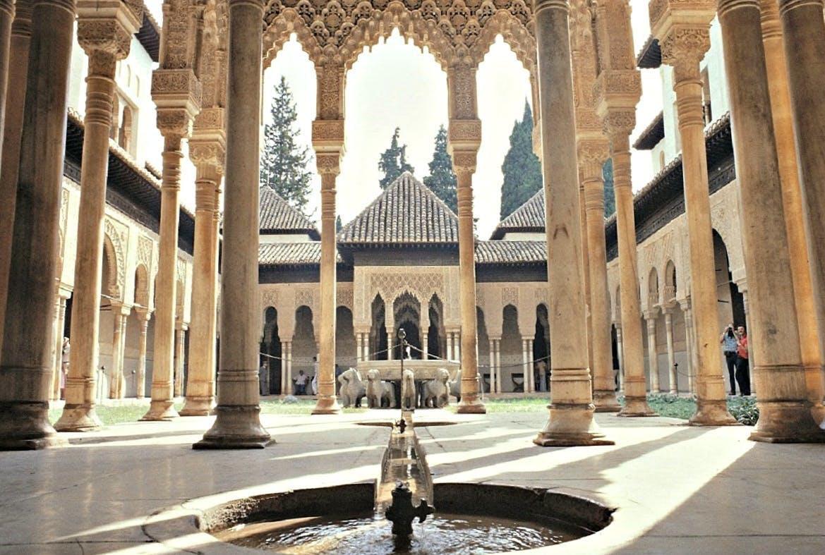 Alhambra y Generalife 4 jpeg