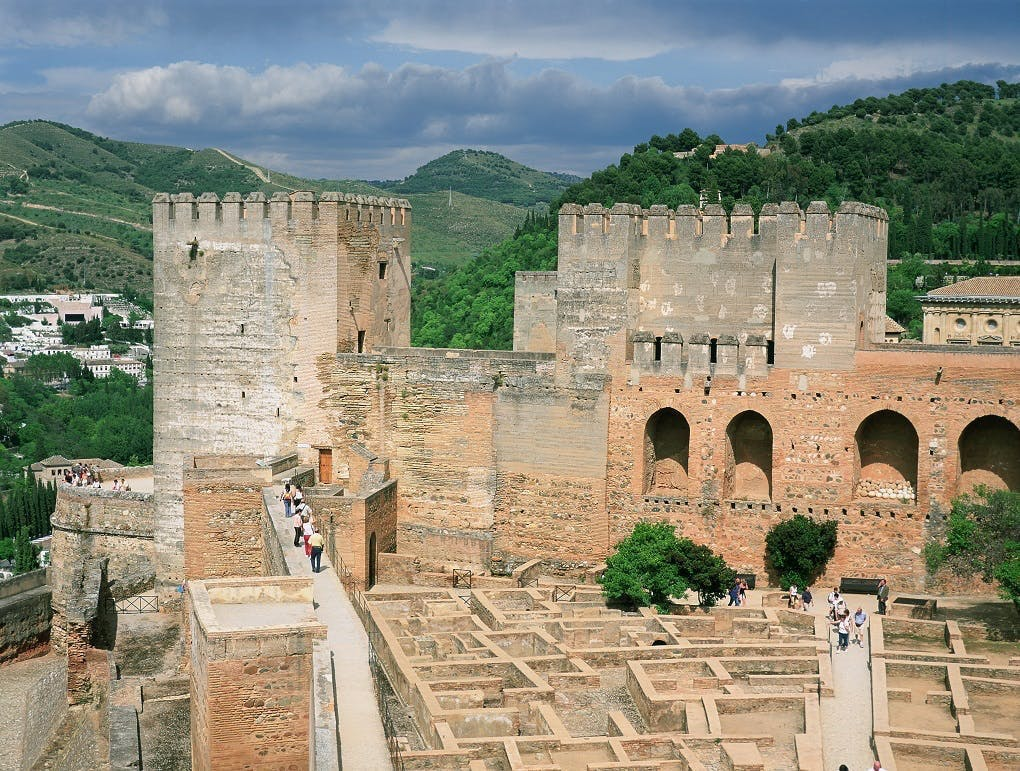 Alhambra y Generalife 3 jpeg