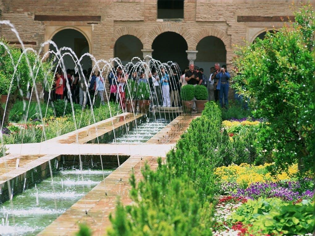 Alhambra y Generalife 5 jpeg