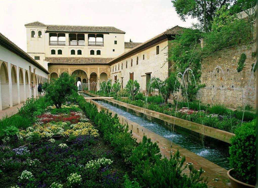 Jpeg 1 Alhambra y el Generalife