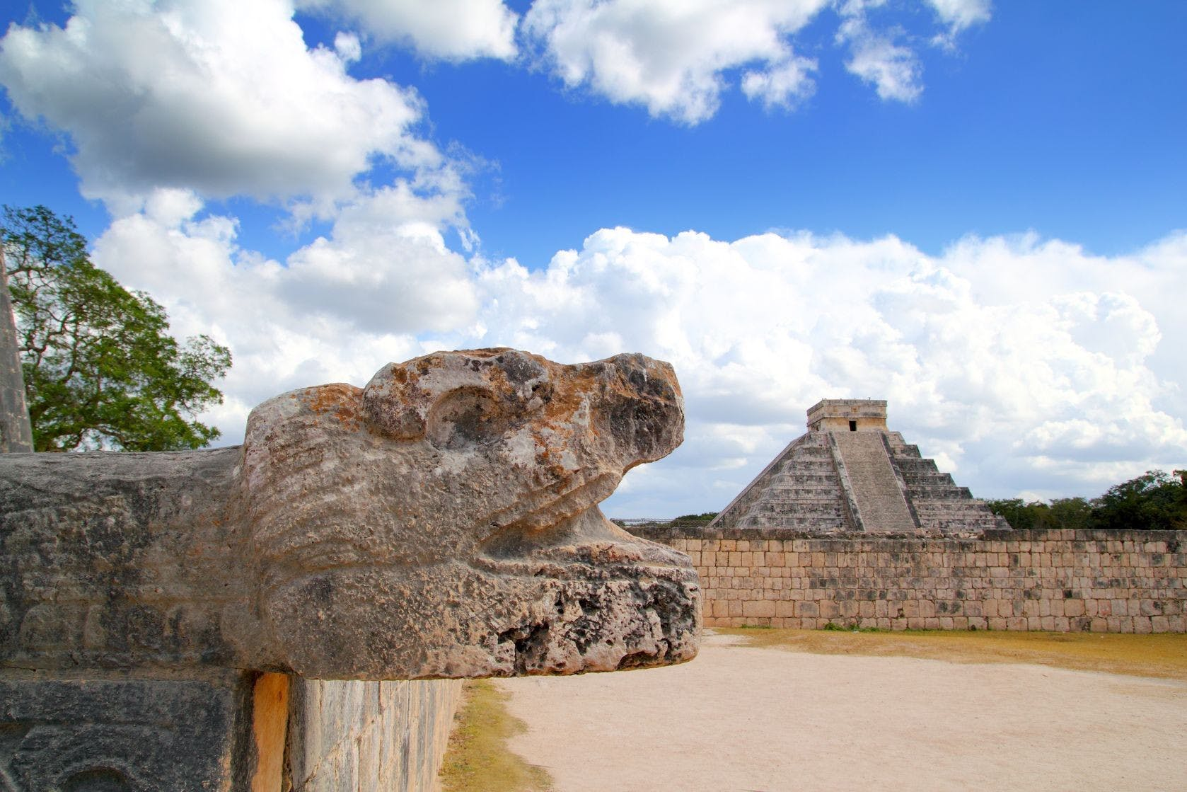 Combo 2 x 1: Chichén Itzá y delfín nadan Tour-0