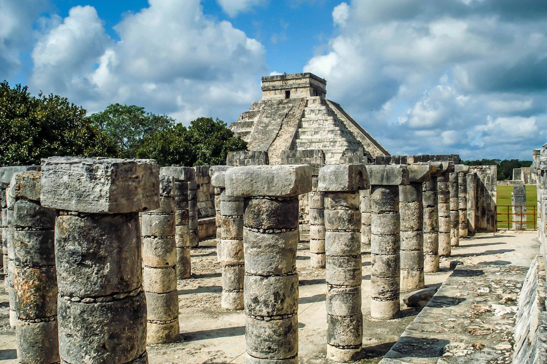 Combo 2 x 1: Chichén Itzá y delfín nadan Tour-3