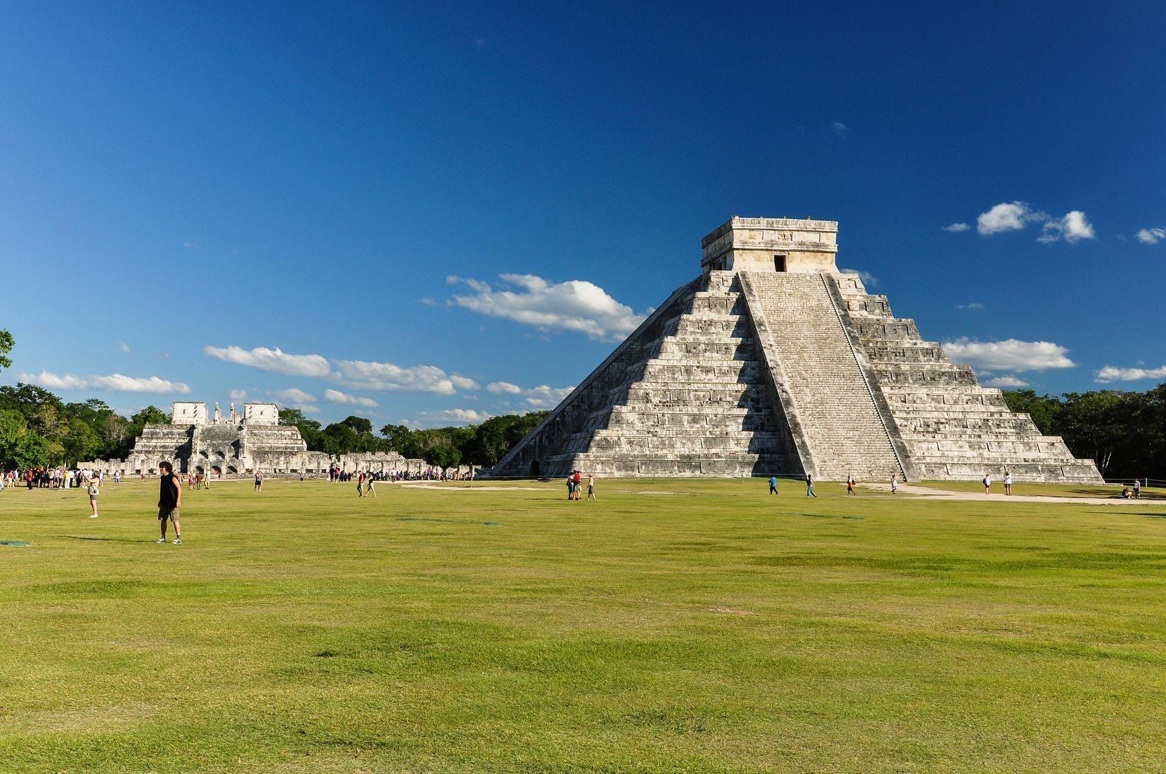 Combo 2 x 1: Chichén Itzá y delfín nadan Tour-4