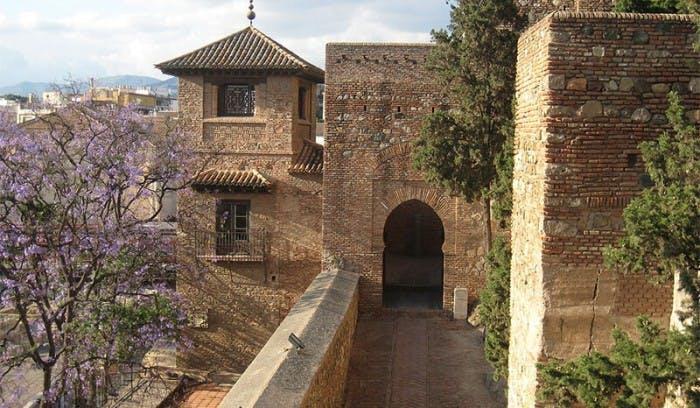 Visita guiada a la Alcazaba y el Teatro Romano de Málaga-2