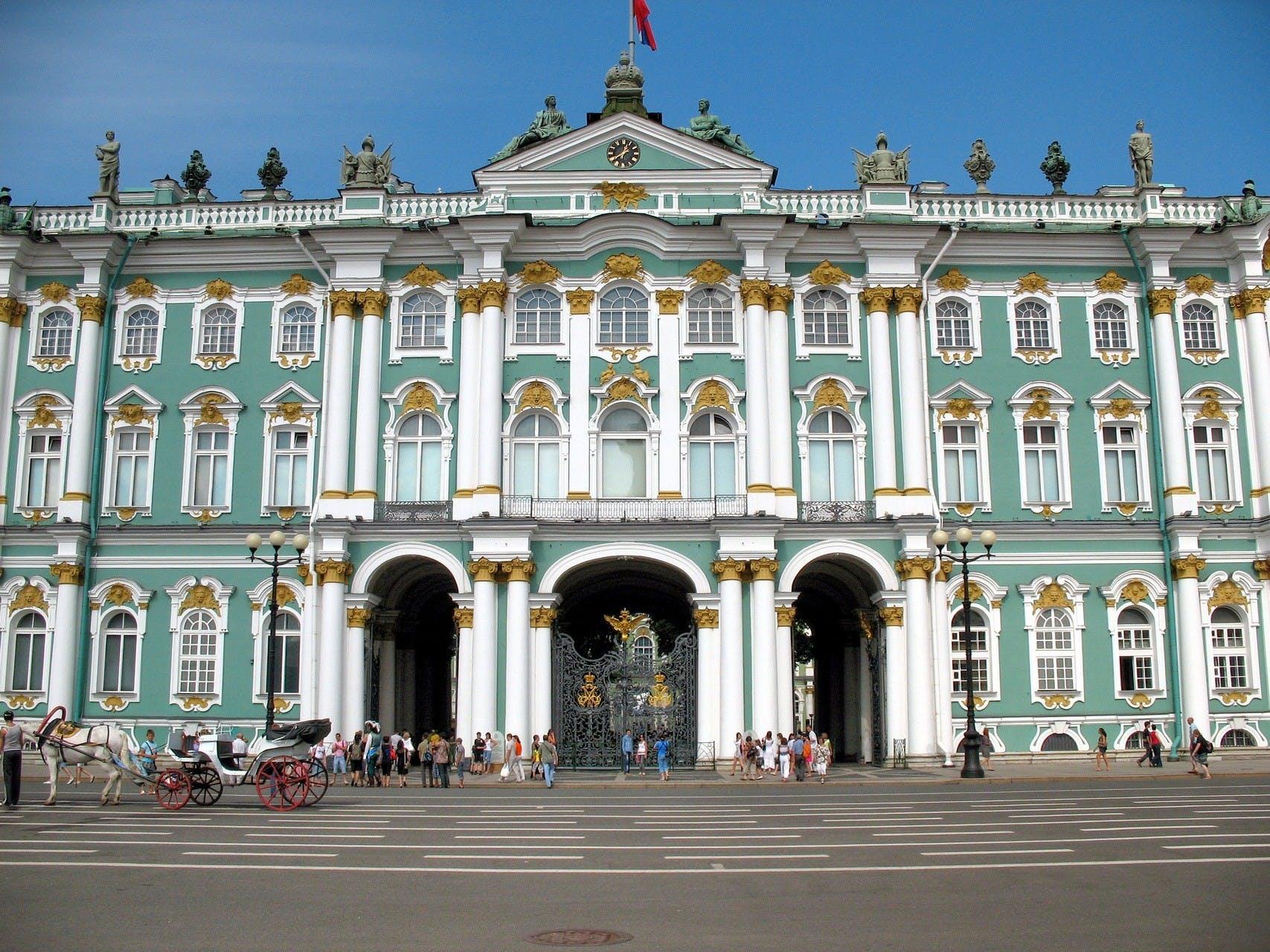 Un día de entrada al Museo del Hermitage-1
