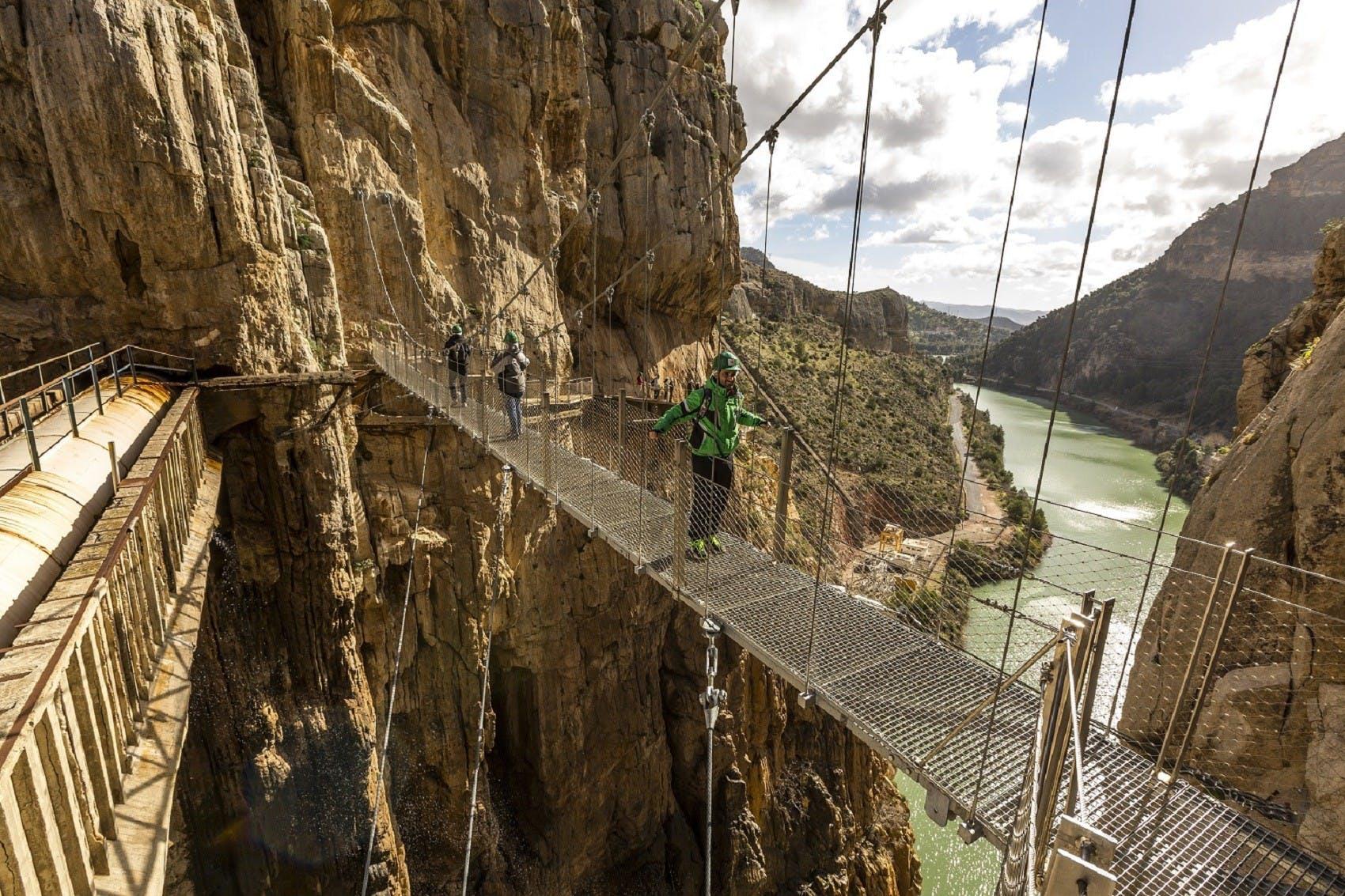 Caminito del Rey day trip from Málaga-2