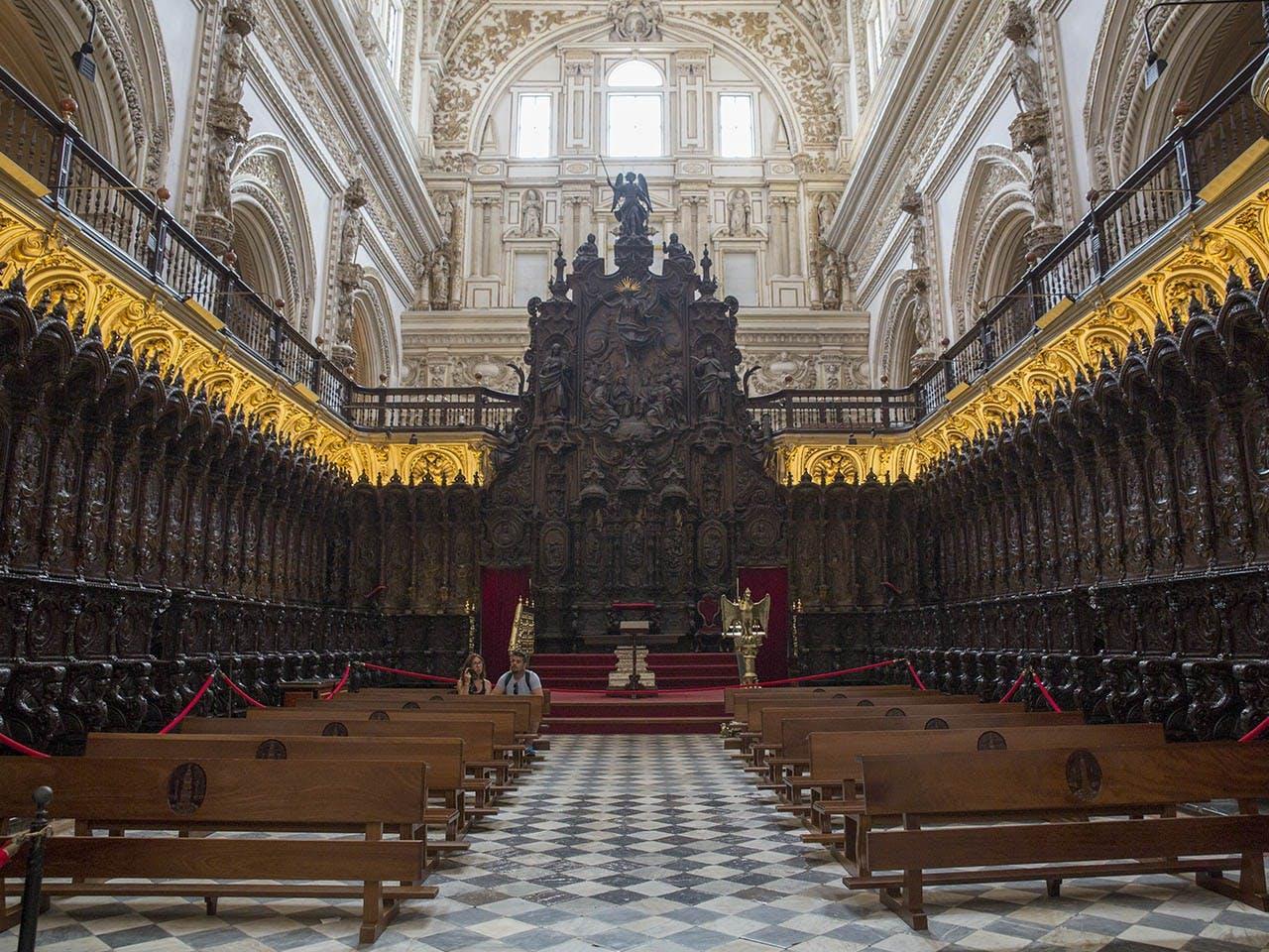 Visita guiada en la Mezquita de Córdoba-7
