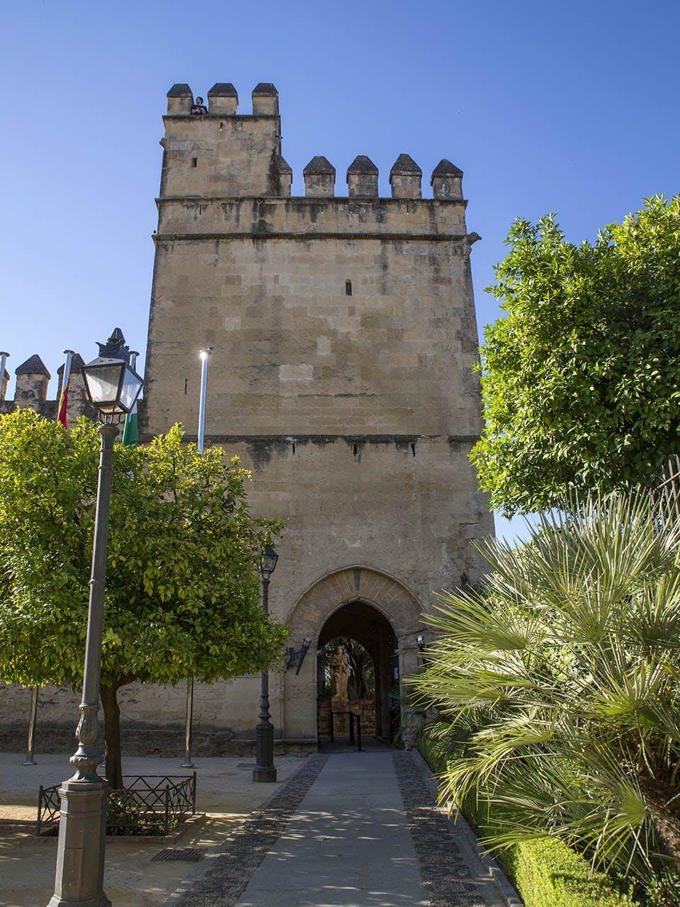 Visita guiada al Alcázar de los Reyes Cristianos de Córdoba-0