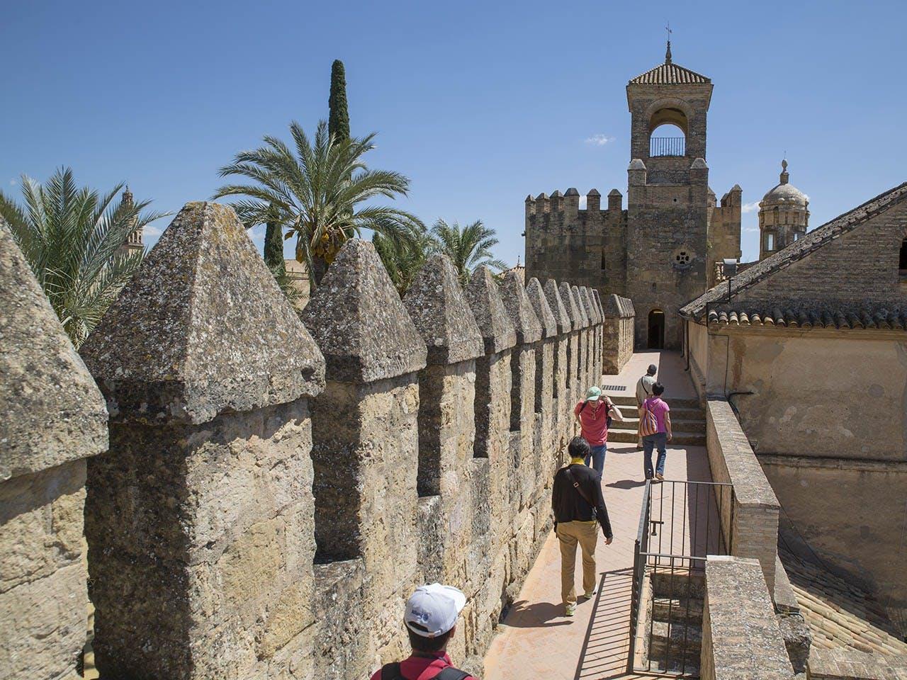 Visita guiada al Alcázar de los Reyes Cristianos de Córdoba-1